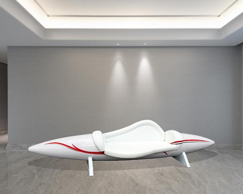 Mirage III sofa upcycling - Mirage III sofa