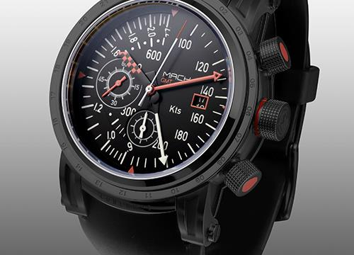 Mach Watch Delivery - News