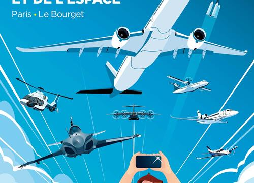 Bourget Air Show Aero-Design